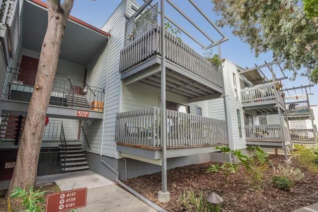 4159 George Avenue #1, San Mateo, CA 94403 (#ML81862094) :: Mainstreet Realtors®