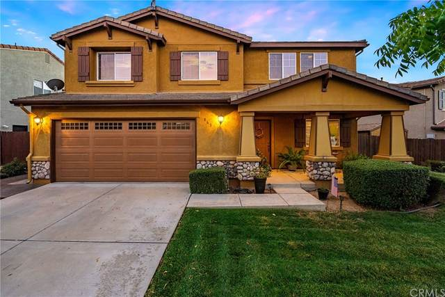 869 Sycamore Canyon Road, Paso Robles, CA 93446 (#NS21198702) :: RE/MAX Empire Properties