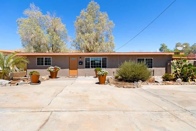 9394 Navajo Trail, Morongo Valley, CA 92256 (#219067433PS) :: Swack Real Estate Group   Keller Williams Realty Central Coast