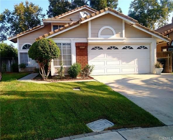 14360 Hillcrest Drive, Fontana, CA 92337 (#CV21201174) :: Mainstreet Realtors®