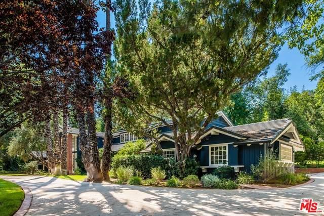 5255 Round Meadow Road, Hidden Hills, CA 91302 (#21782306) :: RE/MAX Empire Properties