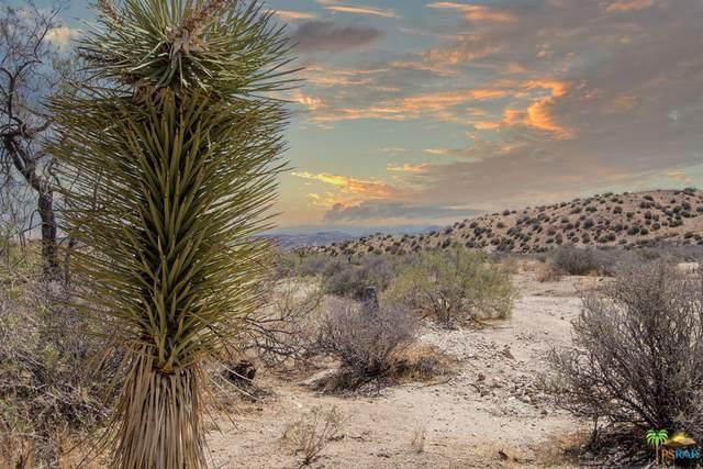 0 Tumbleweed/Bisbee Trail, Pioneertown, CA 92268 (#21782790) :: RE/MAX Empire Properties