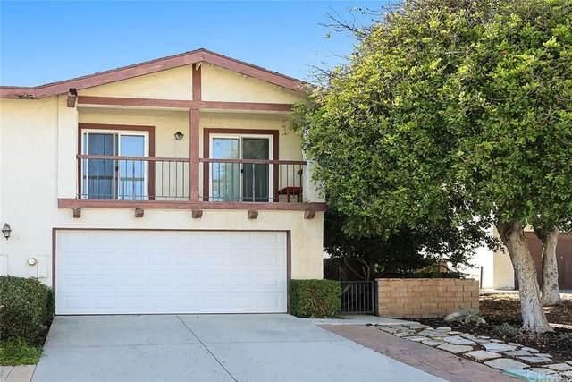 895 San Juan Circle, Duarte, CA 91010 (#AR21201025) :: Jett Real Estate Group