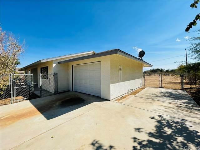 58207 Campanula Street, Yucca Valley, CA 92284 (#IV21201367) :: Zen Ziejewski and Team