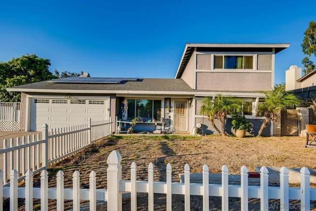 2034 Fantero Ave, Escondido, CA 92029 (#210026035) :: Corcoran Global Living