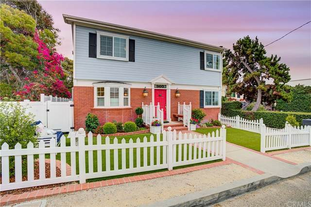 360 Wilmar Avenue, Pismo Beach, CA 93449 (#PI21201778) :: Blake Cory Home Selling Team