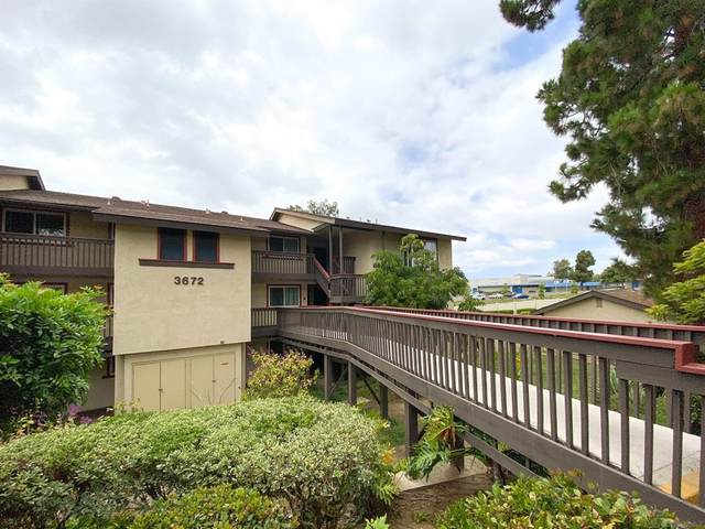 3672 Clairemont Dr 2C, San Diego, CA 92117 (#210026063) :: Steele Canyon Realty