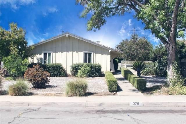 275 Verdugo Way, Upland, CA 91786 (#IV21202334) :: Corcoran Global Living