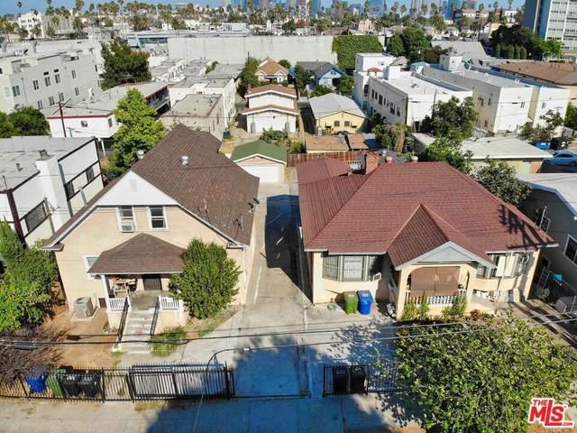1134 S Berendo Street, Los Angeles (City), CA 90006 (#21783340) :: Steele Canyon Realty