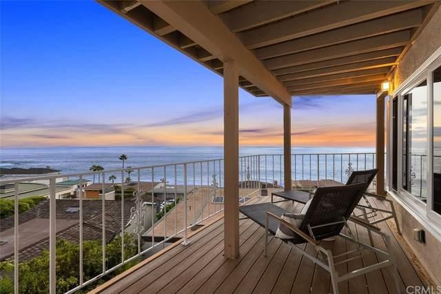 37 Lagunita Drive, Laguna Beach, CA 92651 (#OC21155154) :: Steele Canyon Realty