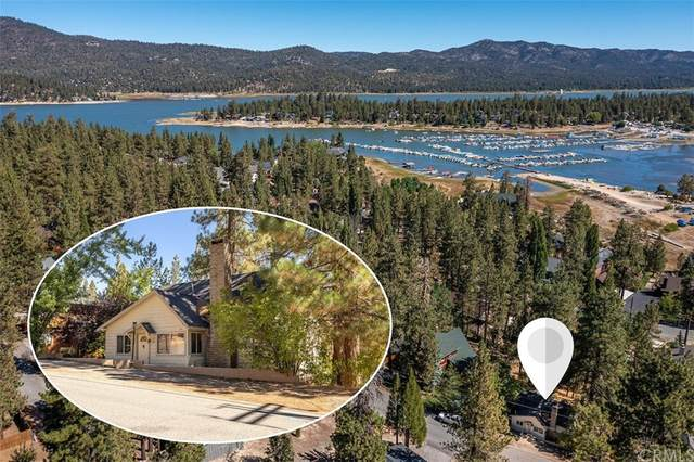 615 Chipmunk Lane, Big Bear, CA 92315 (#SW21202640) :: The Marelly Group   Sentry Residential