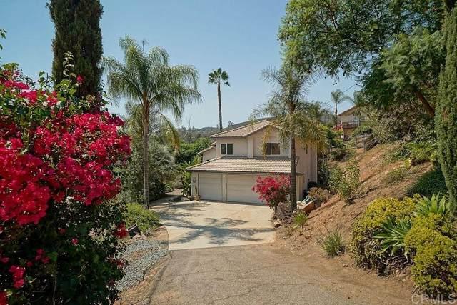12044 Ericas Way, Lakeside, CA 92040 (#PTP2106515) :: Steele Canyon Realty