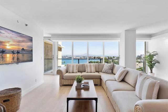 1820 Avenida Del Mundo #606, Coronado, CA 92118 (#210026123) :: Legacy 15 Real Estate Brokers