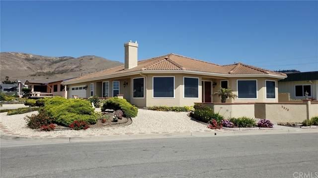 3270 Beachcomber Drive, Morro Bay, CA 93442 (MLS #SW21201503) :: The Zia Group