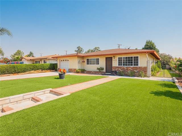 9845 Grace Street, Bloomington, CA 92316 (#CV21203343) :: Corcoran Global Living