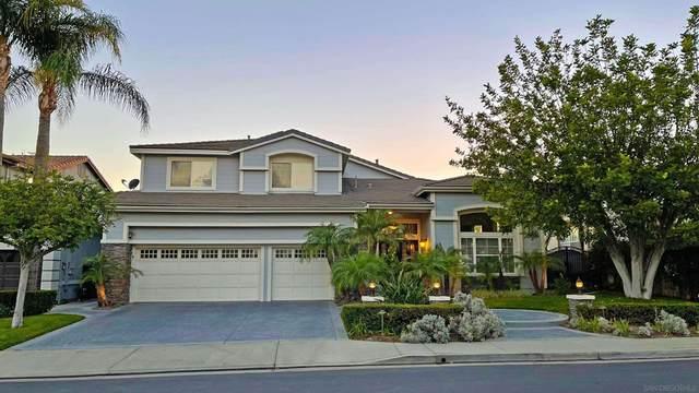 775 S Canyon Mist Ln, Anaheim, CA 92808 (#210026163) :: Steele Canyon Realty