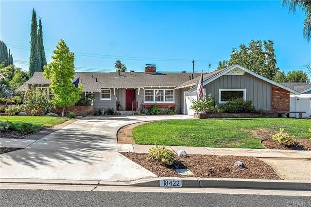 18422 Manning Drive, Tustin, CA 92780 (#OC21203264) :: Zutila, Inc.