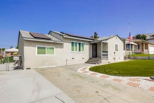 5930 Lauder Street, San Diego, CA 92139 (#PTP2106535) :: Steele Canyon Realty
