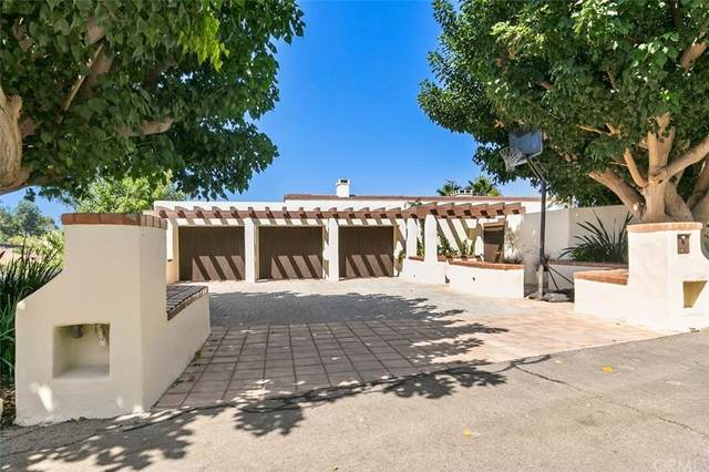 7 Chaparral Lane, Rancho Palos Verdes, CA 90275 (#PV21203636) :: The Miller Group