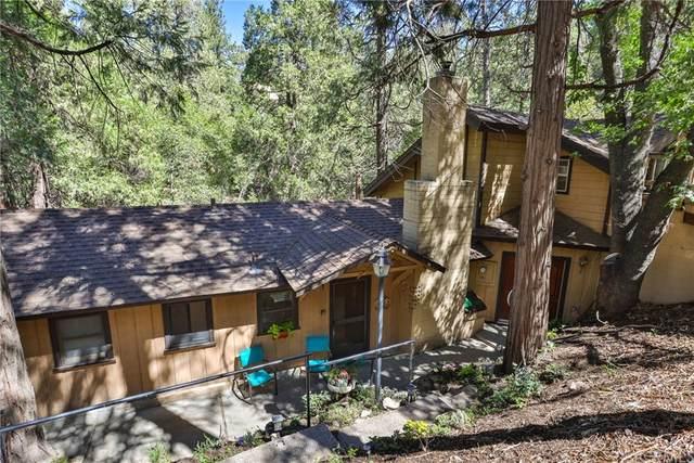 24734 Valle Drive, Crestline, CA 92325 (#EV21203811) :: American Real Estate List & Sell
