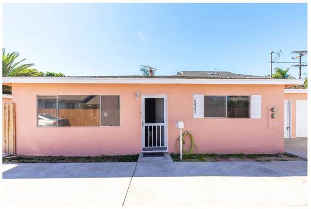 25342 Cypress Street, Lomita, CA 90717 (#SB21141207) :: Frank Kenny Real Estate Team