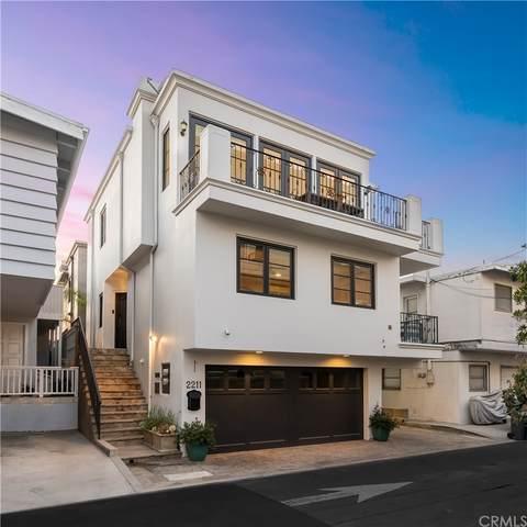 2211 Vista Drive, Manhattan Beach, CA 90266 (#SB21197291) :: Corcoran Global Living