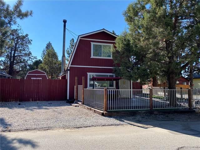 905 Pine Lane, Big Bear, CA 92314 (#EV21203207) :: Jett Real Estate Group