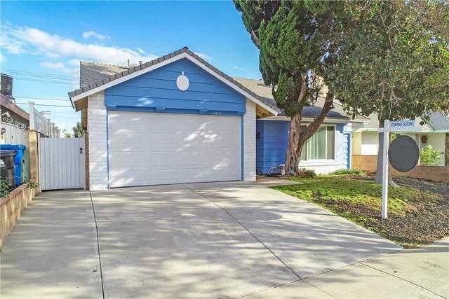 13412 Bracken Street, Arleta, CA 91331 (#SR21203810) :: The Kohler Group