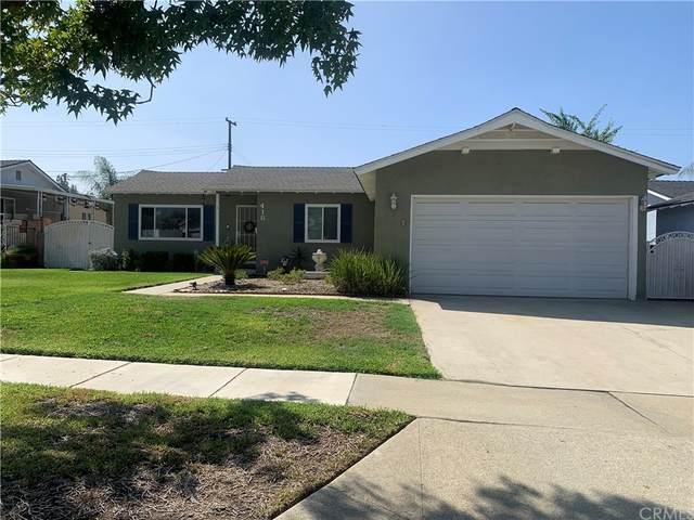418 W Gaillard Street, Glendora, CA 91740 (#IV21204112) :: Corcoran Global Living