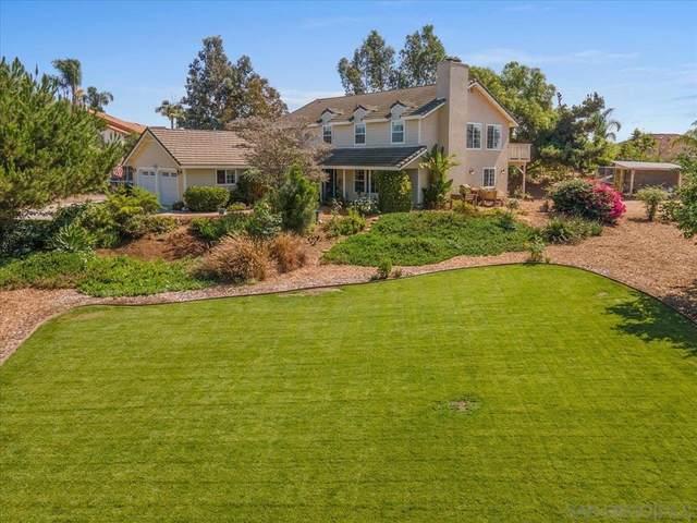 1612 Mcdonald Rd, Fallbrook, CA 92028 (#210026301) :: Steele Canyon Realty
