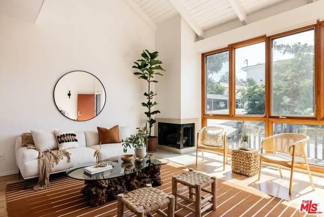 605 Strand Street, Santa Monica, CA 90405 (#21784396) :: Corcoran Global Living