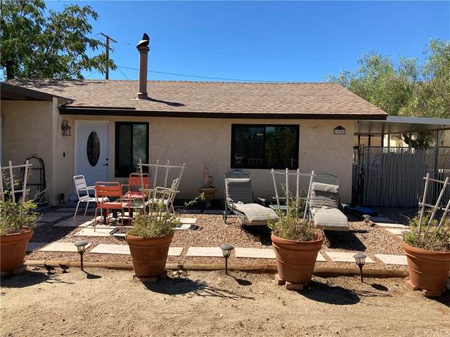 10954 Hess Boulevard, Morongo Valley, CA 92256 (MLS #JT21203651) :: The Zia Group