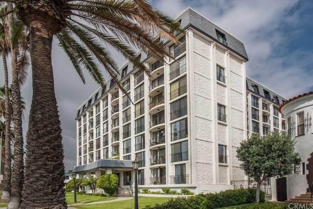 2601 E Ocean Boulevard #602, Long Beach, CA 90803 (MLS #PW21204964) :: The Zia Group
