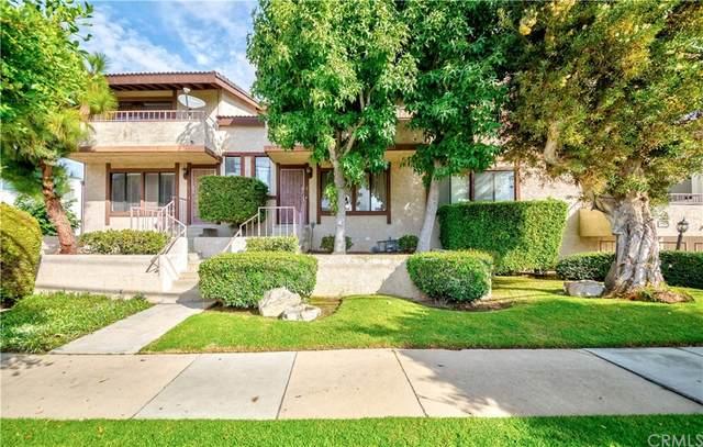 1119 Magnolia Avenue #2, Gardena, CA 90247 (#SB21204854) :: Blake Cory Home Selling Team
