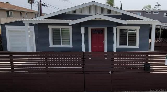 3669 Orange Ave, San Diego, CA 92104 (#210026402) :: Bob Kelly Team