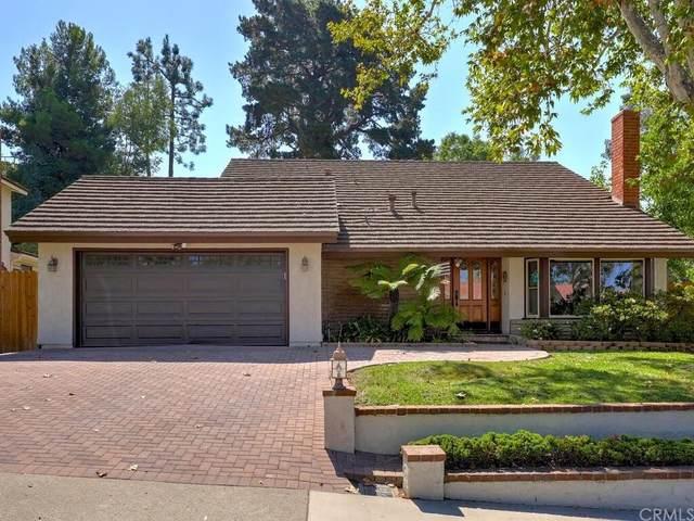 25202 Pradera Drive, Mission Viejo, CA 92691 (#OC21193635) :: Berkshire Hathaway HomeServices California Properties
