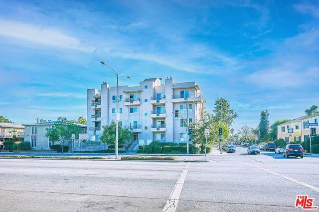 5764 San Vicente Boulevard #202, Los Angeles (City), CA 90019 (#21784166) :: Steele Canyon Realty