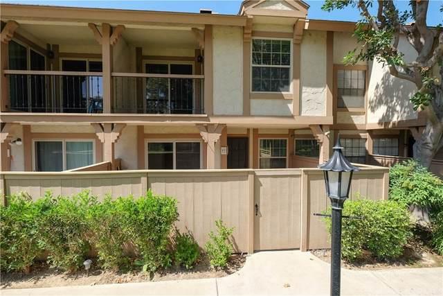 444 S Tustin Street F3, Orange, CA 92866 (#PW21205234) :: Better Living SoCal