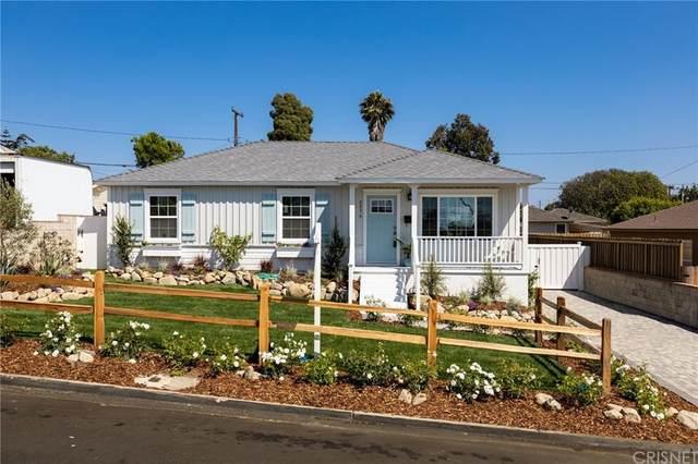 2236 Anthony Drive, Ventura, CA 93003 (#SR21205427) :: Blake Cory Home Selling Team