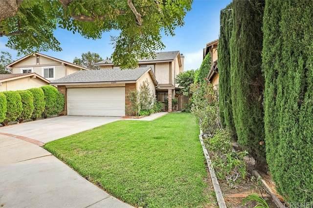 22008 Lemarsh Street, Chatsworth, CA 91311 (#SR21205393) :: Necol Realty Group