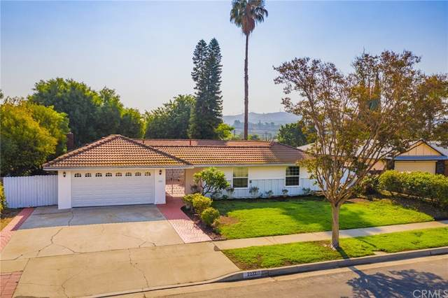 2232 Angelcrest Drive, Hacienda Heights, CA 91745 (#TR21205474) :: American Real Estate List & Sell
