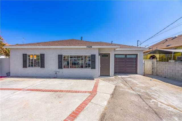 13126 Terra Bella Street, Pacoima, CA 91331 (#CV21201685) :: Steele Canyon Realty