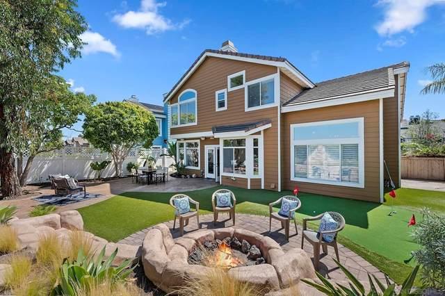 584 Crest Drive, Encinitas, CA 92024 (#210026476) :: Cane Real Estate