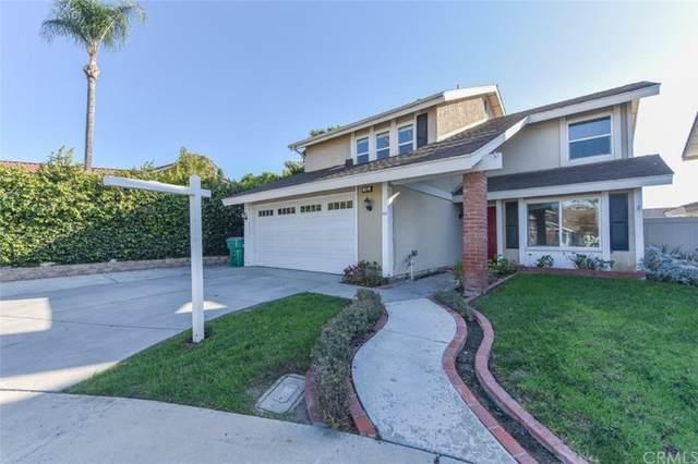 16 Whitney, Irvine, CA 92620 (#OC21205683) :: Blake Cory Home Selling Team