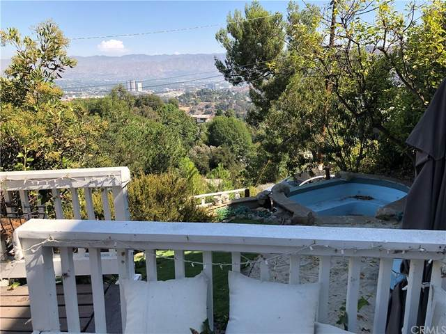 7342 Pacific View Dr, Los Angeles (City), CA 90068 (#DW21204168) :: Corcoran Global Living