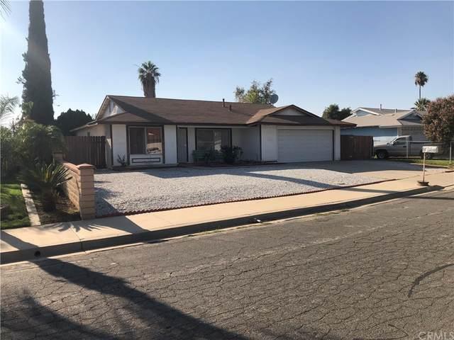 13455 Leota Court, Moreno Valley, CA 92553 (#IV21205747) :: Swack Real Estate Group   Keller Williams Realty Central Coast