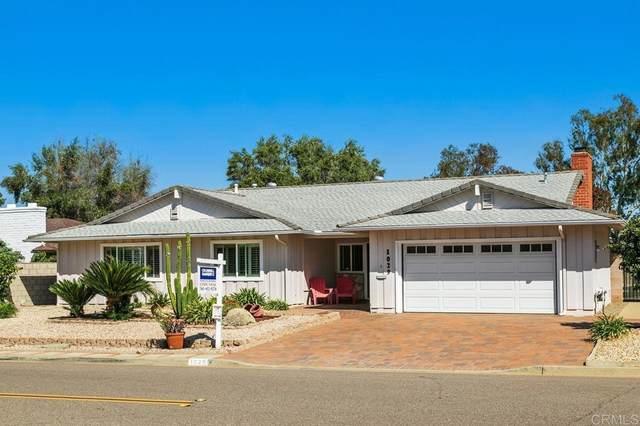 1029 San Pablo Drive, San Marcos, CA 92078 (#NDP2110834) :: Robyn Icenhower & Associates