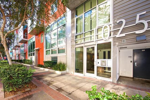 1025 Island Ave #312, San Diego, CA 92101 (#210026540) :: Necol Realty Group