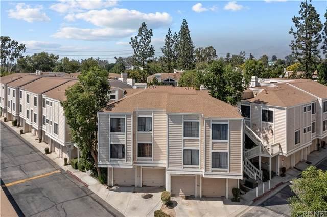4900 N Grand Avenue #132, Covina, CA 91724 (#SR21205881) :: Steele Canyon Realty