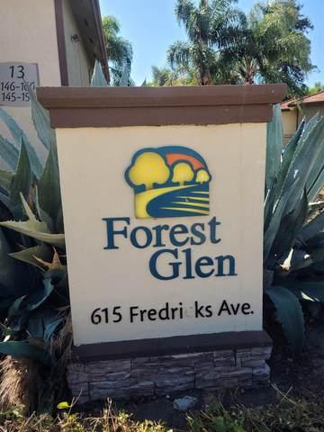 615 Fredricks Ave #165, Oceanside, CA 92058 (#NDP2110842) :: Steele Canyon Realty
